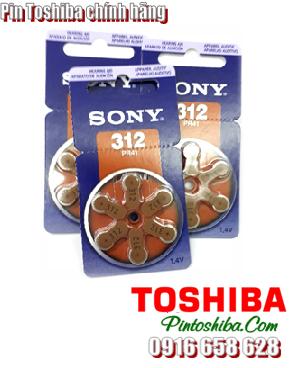 Toshiba PR41/312, Pin trợ thính Toshiba PR41/312, Pin máy điếc Toshiba PR41/312| CÒN HÀNG