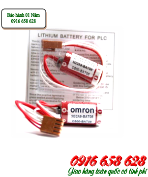 Omron 3G2A9-BAT08, Pin PLC Omron 3G2A9-BAT08 Made in Japan